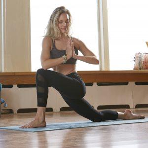 Премиум йога мат + чанта