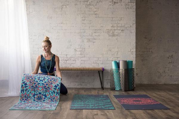 Как да създадеш своето йога място у дома