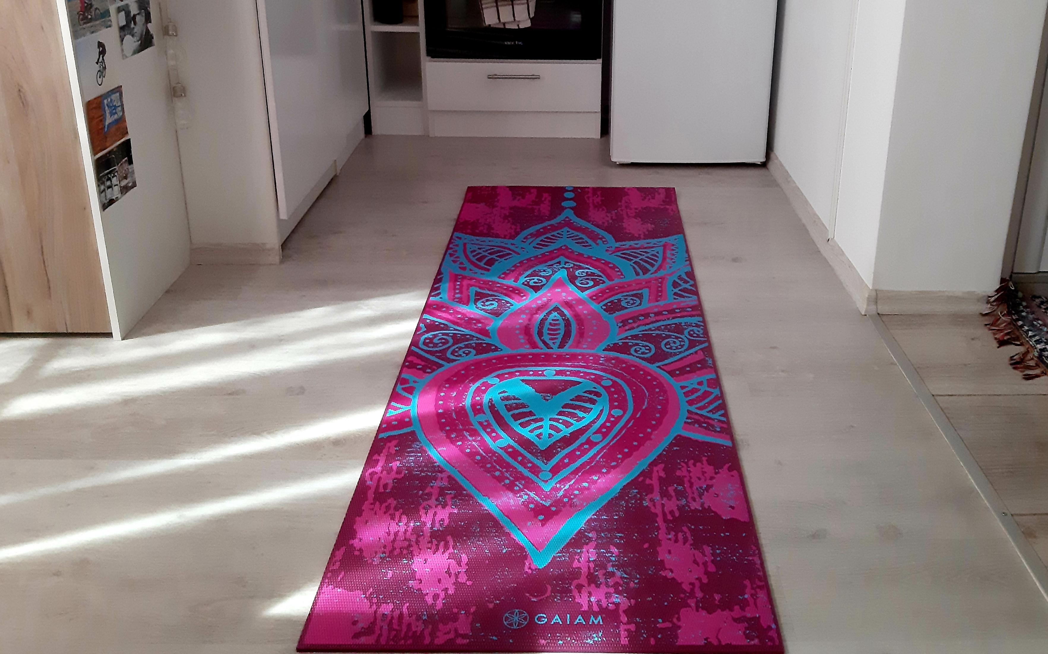 Собствено йога кътче у дома