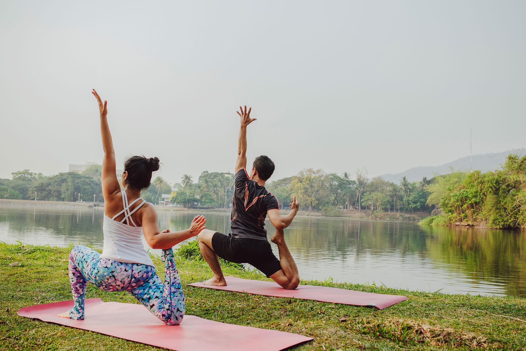 йога за двойки