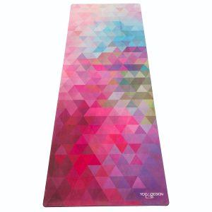 Постелка за йога от каучук Yoga design lab