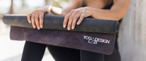 каучукови постелки за йога