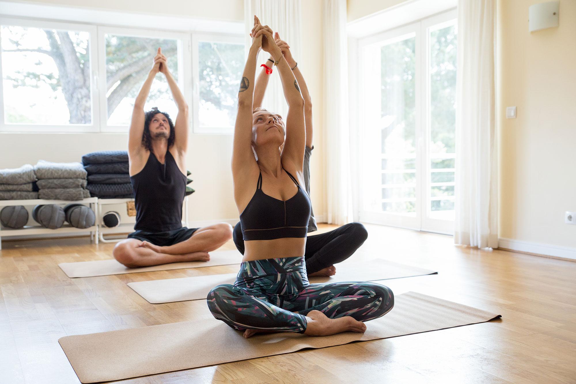10 физически ползи от практикуването на йога