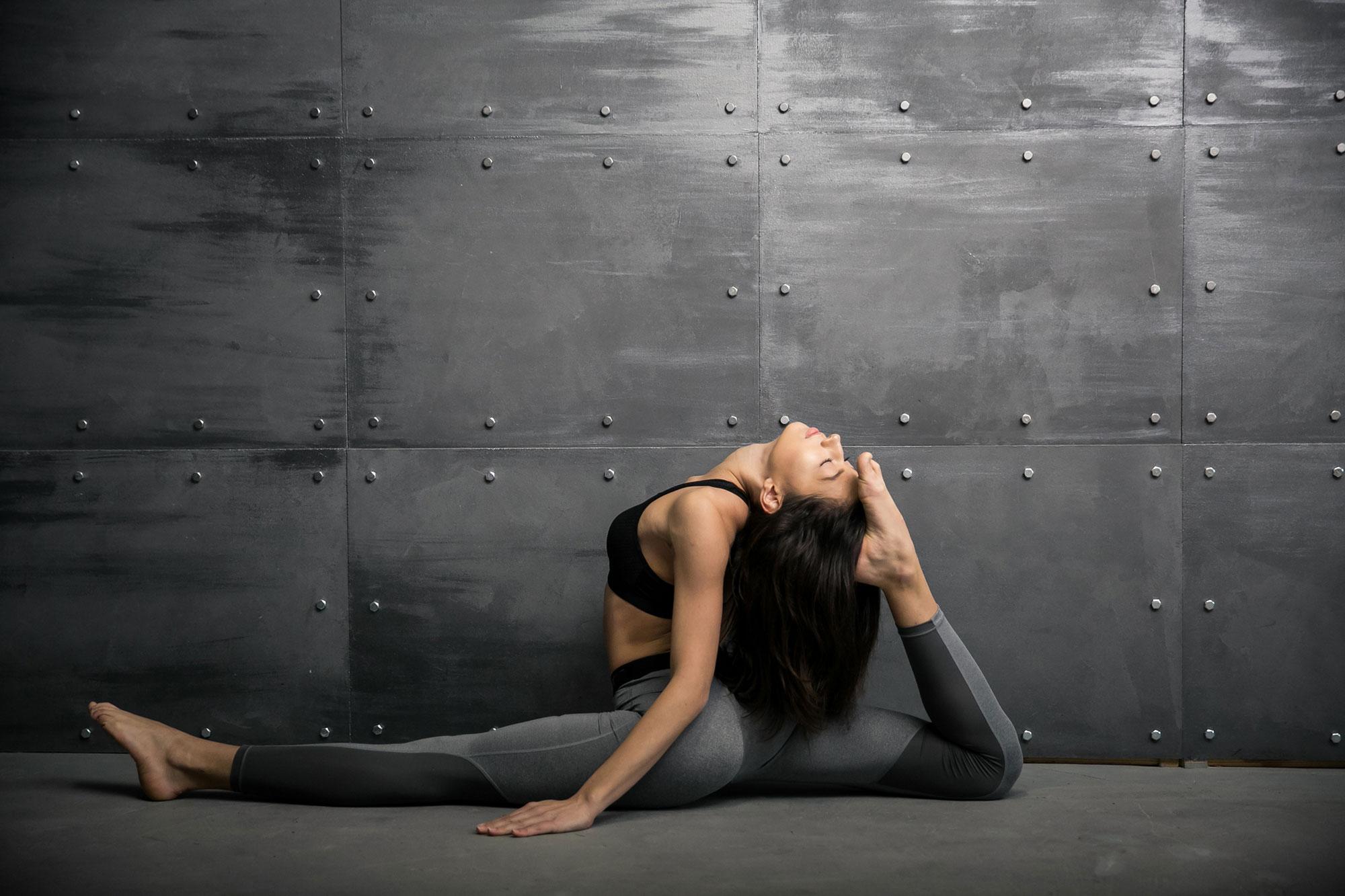 Хот йога