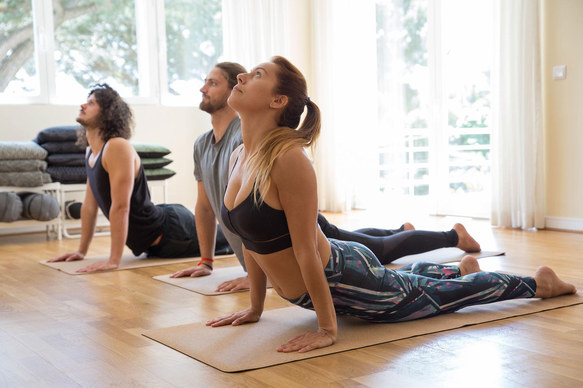 ползи от практикуването на йога за тялото