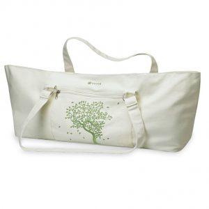 Gaiam голяма чанта за йога постелка