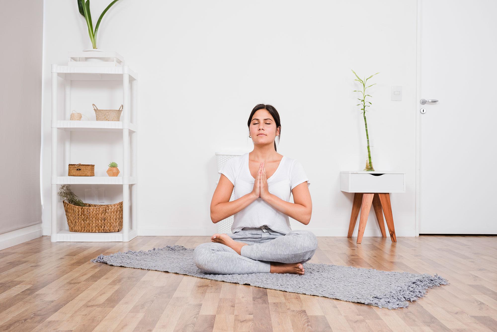 йога за имунитет
