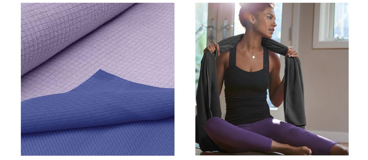 кърпа за йога