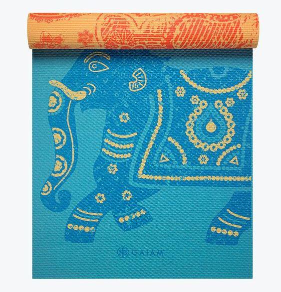 постелка за йога слон